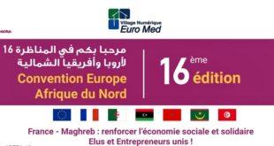Convention Europe – Afrique du Nord : 15 & 16 Février 2019 à Bordeaux
