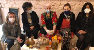 Le Repas Solidaire avec Nora Sadki et Katia Barek au restaurant Majouja à Paris