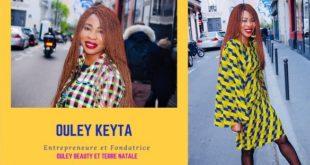 Ouley Keita, une entrepreneuse talentueuse nous présente le lancement de sa nouvelle collection Terre Natale Mode