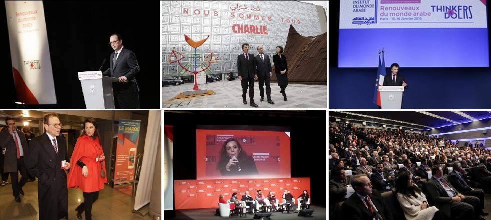Renouveau-monde-arabe-president-francois-hollande-discours-ima-institut-monde-arabe-janvier-2015-presse-annuaire-oriental