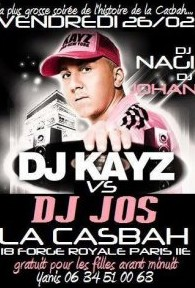 Soiree Orientate Dj Kayz