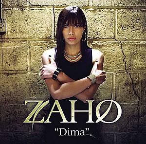 ZAHO, élue meilleure Artiste représente la France MTV AWARDS EUROPE le 6 nov.2008