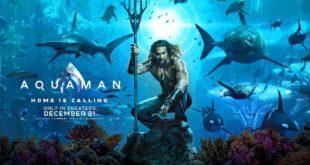 Aquaman – Film – Critique de Cinéma de Seddik Bouslah