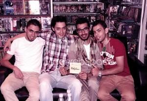 Le Groupe Babylone à partir du 20 septembre 2014  à l'Auditorium Rafik Hariri