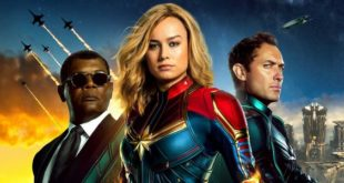 Captain Marvel – Critique Cinéma by Meriem Belazouz