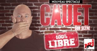 Cauet – 100% libre ! – Critique One Man Show by Meriem Belazouz