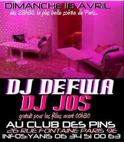 LE CLUB DES PINS