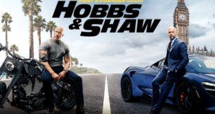 Fast And Furious Présentent: Hobbs & Shaw – Critique Cinéma by SB