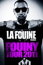 La Fouine au Zénith de Paris le 7 mai 2011