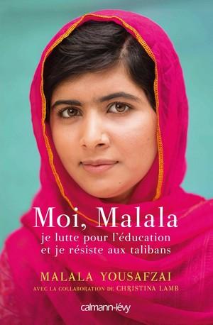 Malala Yousafzai reçoit le Prix Nobel 2014