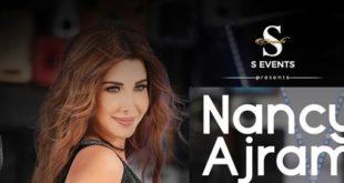 Nancy Ajram revient à Paris au Grand Rex pour une date unique le 19 octobre 2018
