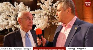 Meriem News présente le Grand Astronaute, Géologue et Docteur FaroukEl-Baz