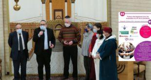 Quand l'Amour réunit les religions pour commémorer les morts du Covid19 le 14 février 2021