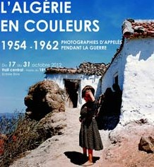 L'Algérie en Couleur à l' ICI du 17 au 31 octobre 2012 - Paris 18
