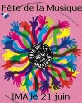 Fête de la Musique IMA le 21 juin 2012