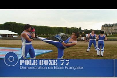 POLE BOXE