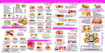 Restaurant Japonais Hallal Evasion Sushi