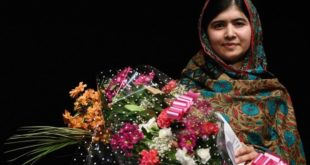 Le Prix Nobel de la paix 2014